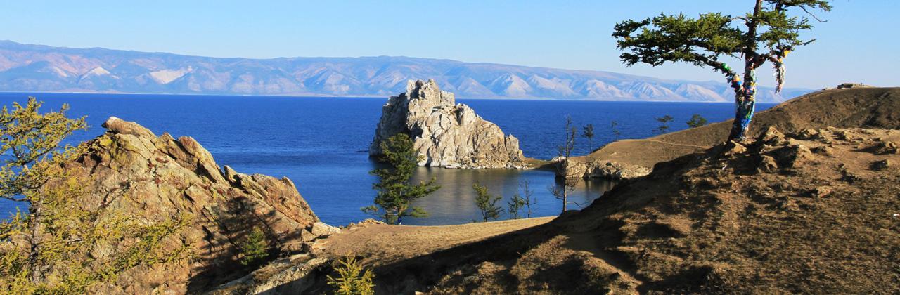Irkutsk Lake Baikal Olkhon Island Russia Siberia Baikal
