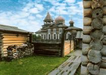 Taltsy museum of wooden architecture
