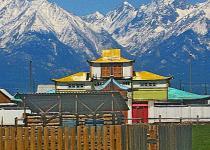 Village Arshan, Buddhist Dazan