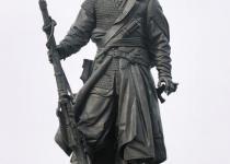 Monument to the First Exploreres of Siberia (Yakov Pokhabov)