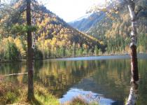 Warm Lakes, River Sneznaya (Snowy)