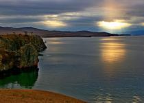 Sunset, Island Olkhon