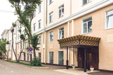 Отель Централь _ город Иркутск
