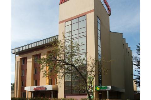 Отель Империя _ город Иркутск