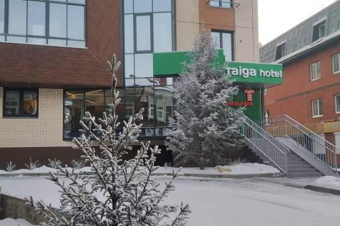 Отель Тайга _ Иркутск