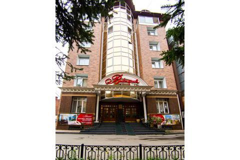 Отель Виктория _ город Иркутск