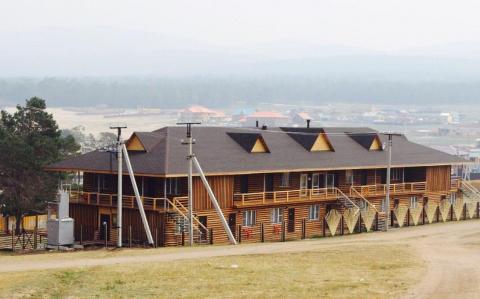 Отдых на Байкале _ Ольхон _ Отель Вилла Малина