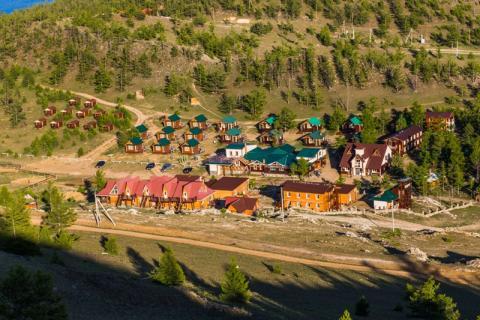 Отдых на Байкале _ Малое Море _ База отдыха ЧАРА