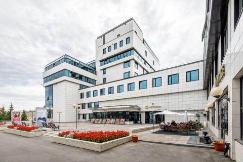 Отель Байкал Бизнес Центр _ город Иркутск