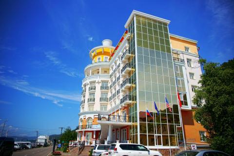 Отдых на Байкале _ Листвянка _ Конференц-отель Маяк