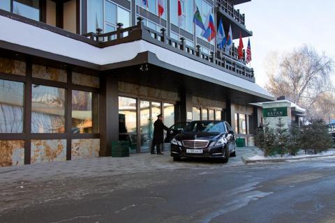 Отель Сайен _ город Иркутск