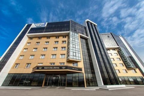 Отель Байкал - Северное Море _ Город Иркутск